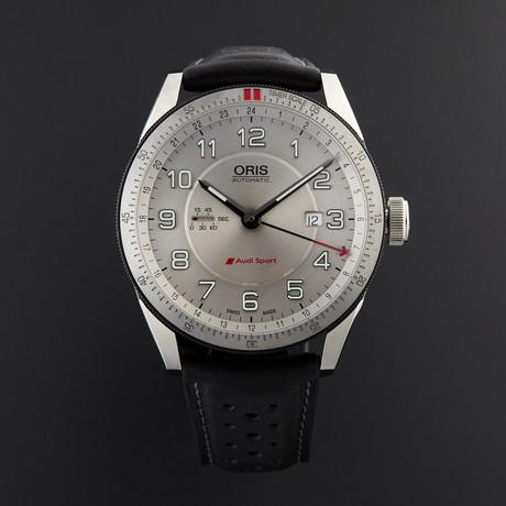 Oris Audi Sport GMT Automatic // 747.7701.4461.LS