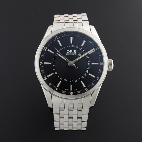 Oris Artix Pointer Date Automatic // 761 7691 4054 MB