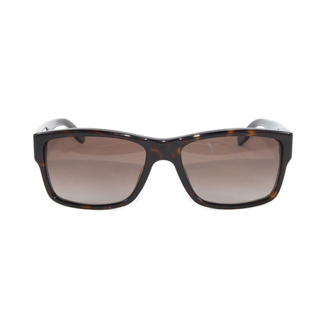 Hugo Boss Sunglasses // 0494-PS Polarized // Dark Havana