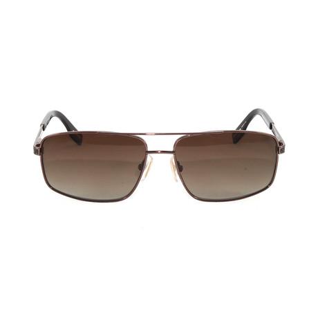 Men's Polarized 426PS Sunglasses // Brown