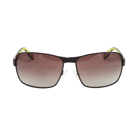Men's Polarized 0579PS Sunglasses // Brown