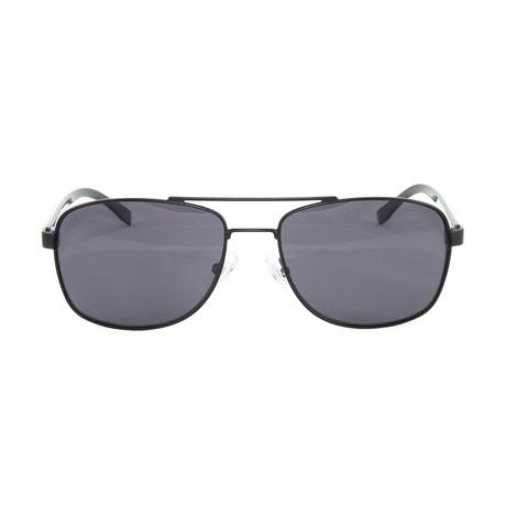 Men's 0762-S Polarized Sunglasses // Matte Black