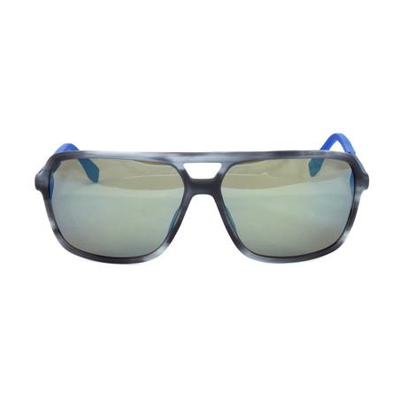 Men's 0772S Sunglasses // Blush Havana + Crystal Brown