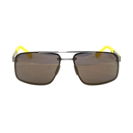 Men's 0773S Sunglasses // Rust Carbon