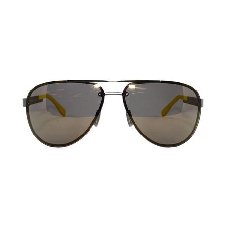 Men's 811FS Sunglasses // Dark Ruthenium + Carbon