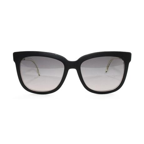 Women's 850S Sunglasses // Matte Black + Crystal