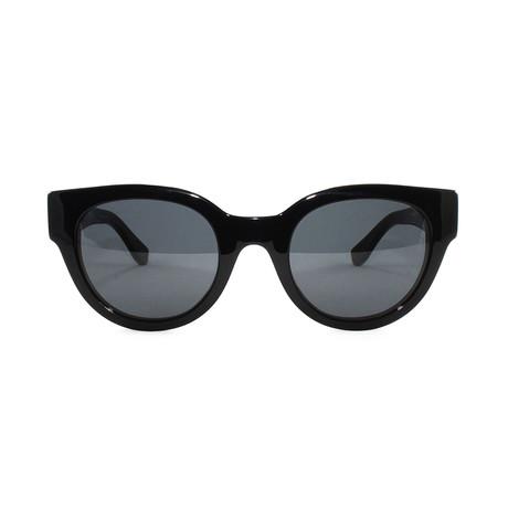 Women's 888S Sunglasses // Black + Ivory Havana