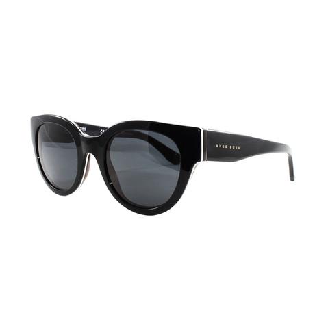 Hugo Boss // Women's 888S Sunglasses // Black Ivory