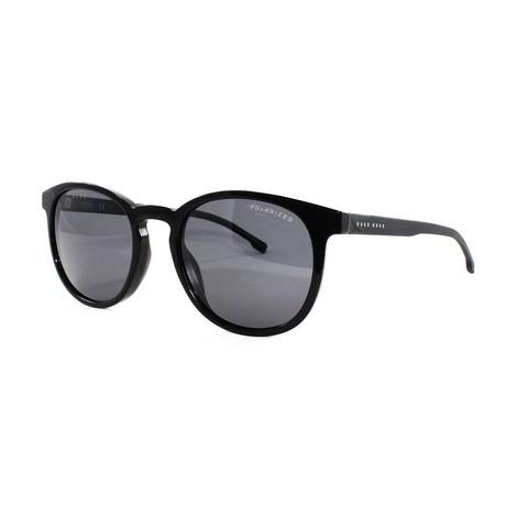 Hugo Boss // Men's Polarized 922S Sunglasses // Black