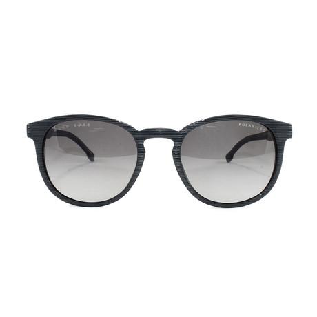 Men's Polarized 922S Sunglasses // Striped Gray