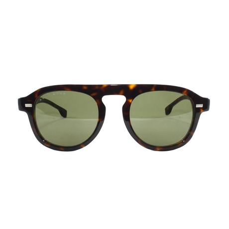 Men's 1000S Sunglasses // Dark Havana