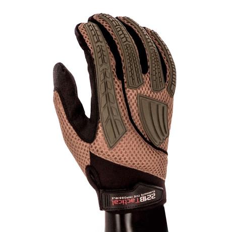 Defender Gloves HDX // Level 5 Cut Resistant // Camo (XS)