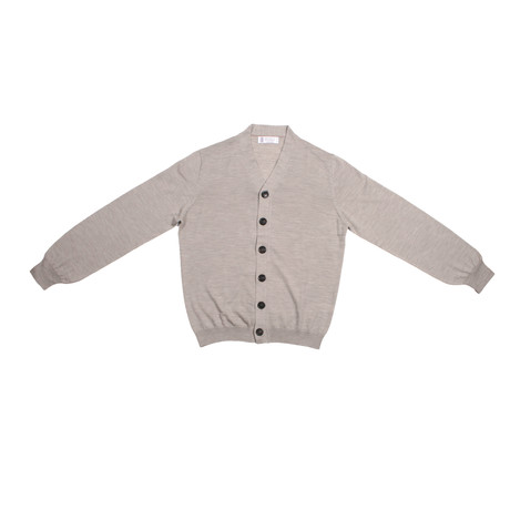Francesco Cashmere Sweater // Beige (Euro: 46)
