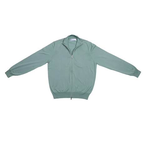Angelo Cashmere Sweater // Teal (Euro: 48)