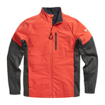 Men's Discovery Hybrid Jacket // Red Rock (2XL)