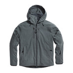 Men's Endeavour Jacket // Mercury Heather (2XL)