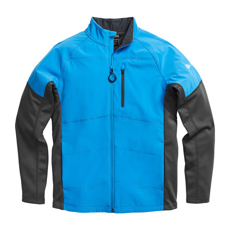 Men's Discovery Hybrid Jacket // Zenith Mercury (XS)