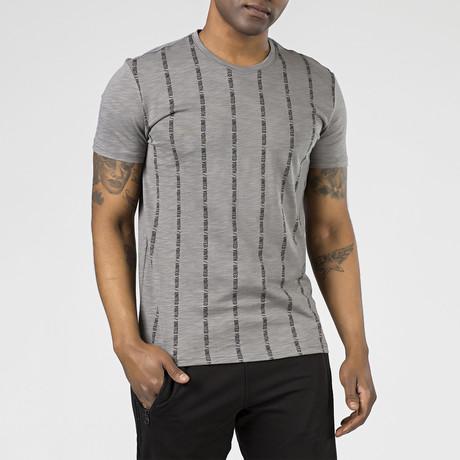 """""""United Youth"""" Graphic T-Shirt // Dark Gray (S)"""