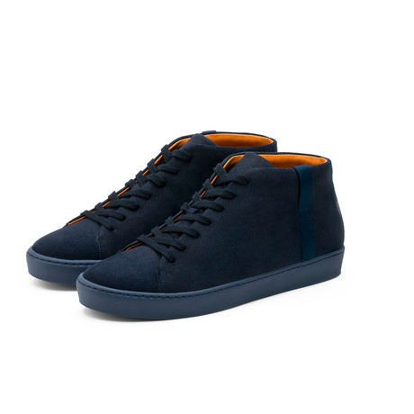 Khan Shoe // Navy (Euro: 40)