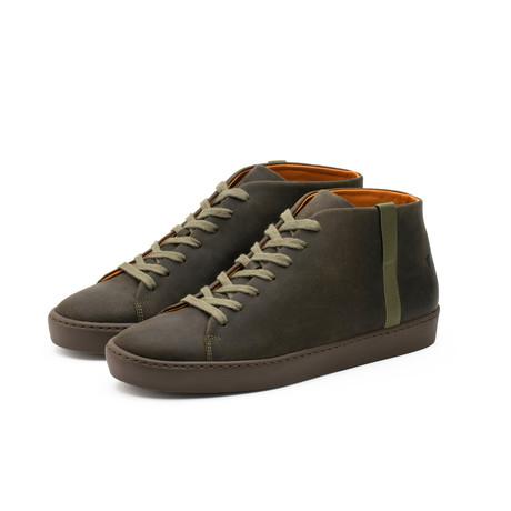 Khan Shoe // Olive (Euro: 40)