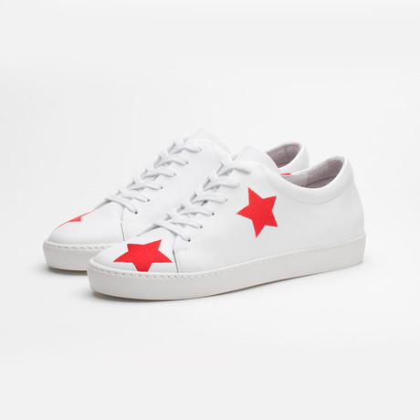 Kilig Shoe // Red (Euro: 40)