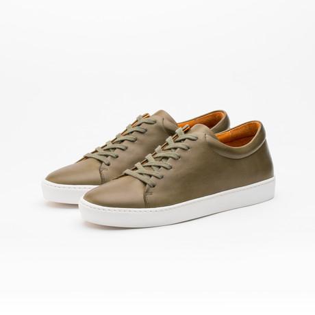 Royal Shoe // Olive (Euro: 40)