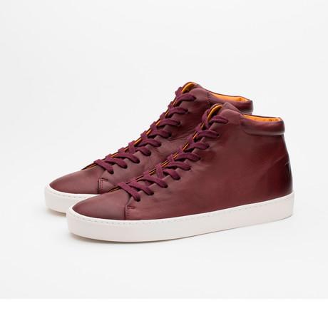 Royal High Shoe // Bordeaux (Euro: 40)