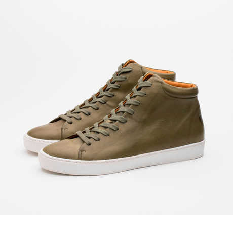 Royal High Shoe // Olive (Euro: 40)