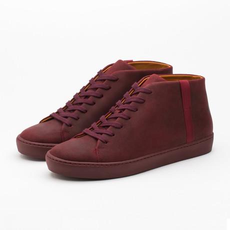Khan Shoe // Burgundy (Euro: 40)