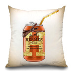 "Sophisticated Taste Throw Pillow (16"" x 16"")"