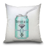 "The Real Thing Throw Pillow (16"" x 16"")"