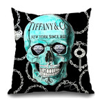 "Diamond Digger Throw Pillow (16"" x 16"")"