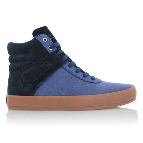 Moretti High-Top // Blue + Black (US: 7)