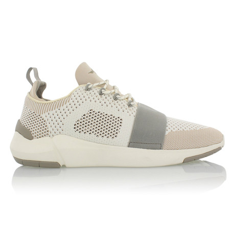 Ceroni Low-Top // Khaki + Gray (US: 7)