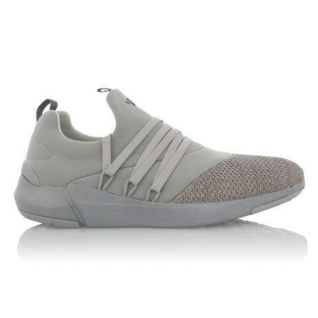 Matera Strappy Sneaker // Gray (US: 7)