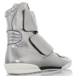 Gizzo High-Top Sneaker Boot // Silver (US: 9)