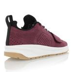 Aliano Sneaker // Burgundy (US: 10)