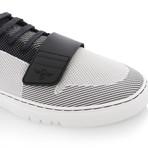 Cesario Lo Woven Sneaker // Gray + Black (US: 11)
