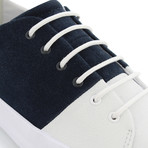Carda Classic Tennis Shoes // Navy + White (US: 7.5)