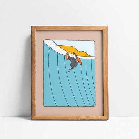 "High Tide (8""W x 10""H)"