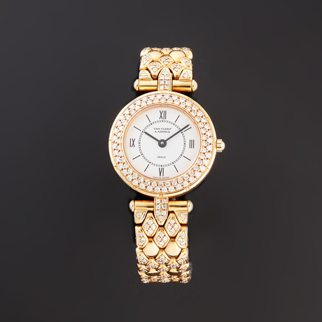 Van Cleef & Arpels Ladies Quartz // Pre-Owned