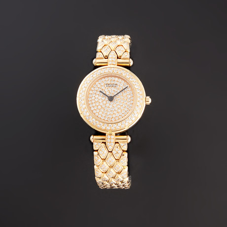Van Cleef & Arpels Ladies Quartz // 13607 // Pre-Owned