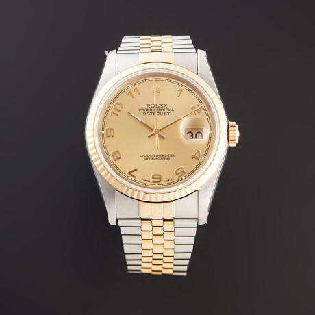 Rolex Datejust Automatic // 16233 // L Serial // Pre-Owned