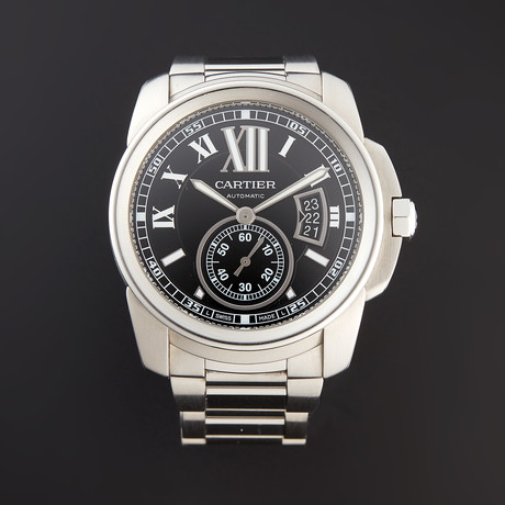 Cartier Automatic // W7100016 // Pre-Owned