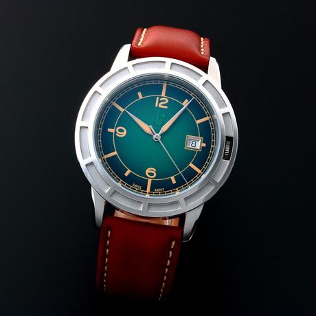 Pierre Gaston Date Automatic // PGD.49.772 // Unworn