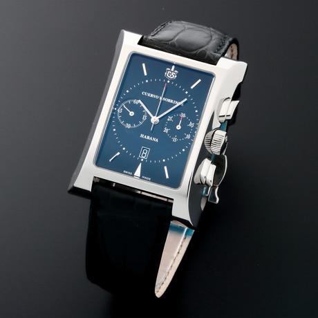 Cuervo y Sobrinos Chronograph Automatic // 10011 // Store Display