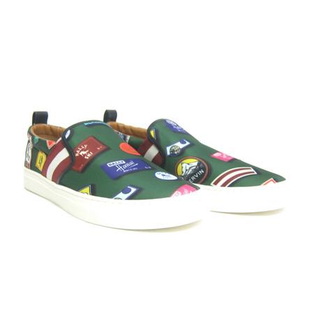 Herald Slip On Sneaker // Green (US: 7)