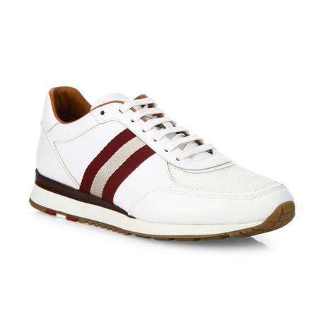 Aston Plain Sneakers // White (US: 7)