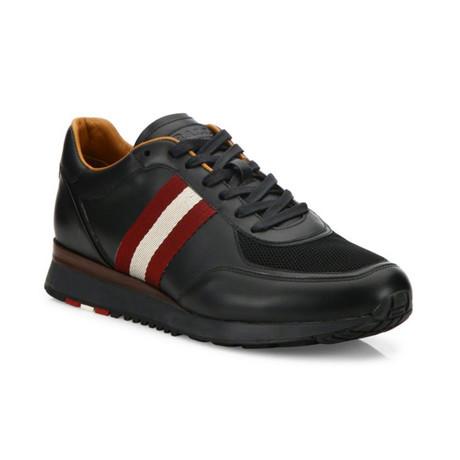 Aston Plain Sneakers // Black (US: 7)