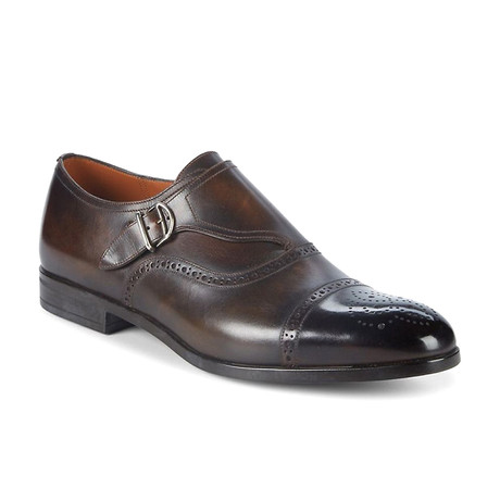 Lanor Washed Loafers // Brown (US: 7)